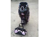 Wilson Luxe Golf Bag