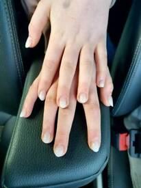 Acrylic nail technician