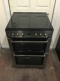 Stoves gas cooker SFG60DOP 60CM fan gas oven FSD double oven 3 months warranty free local delivery!!