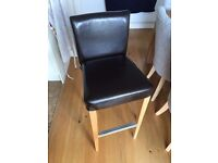 Bar Stools x2 - Excellent condition!