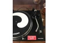 Citronic PD1 MKIII Direct Drive Turntable / Record Player in great condition and working