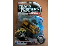 Transformers Dark Of The Moon Nitro Bumblebee (New)
