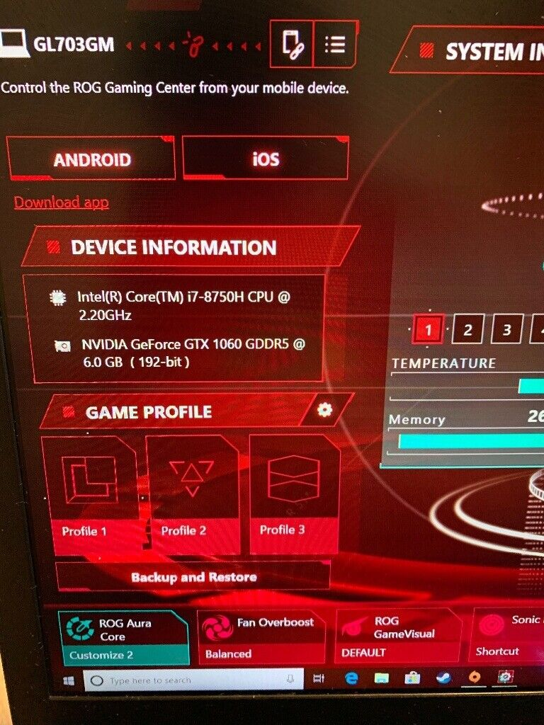 ASUS ROG Strix Scar Edition! *Gaming Laptop* | in Poole, Dorset | Gumtree