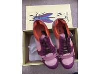 Ladies FLY shoes. Brand new. Size 6