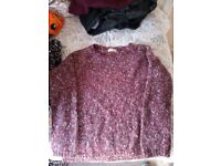 WOMENS CLOTHING (VARIOUS ITEMS )