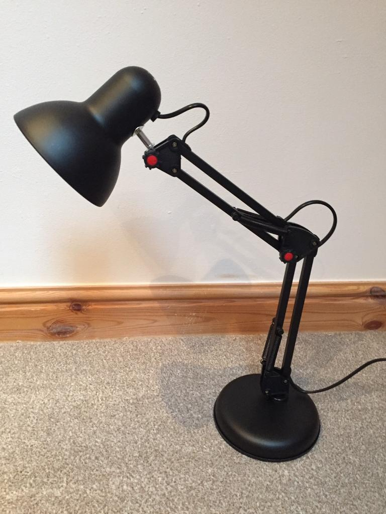 Swing Arm Desk Lamp With Clamp Brand New