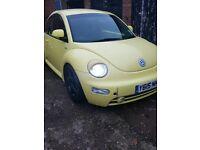 vw beetle 1.8 20v turbo.not cupra