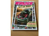 Fast car magazine issue 303