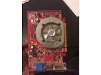 Msi Radeon X1300S Vga S-Video Dvi and other Video Cards