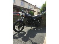 LEXMOTO ZSB 125cc like new