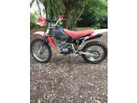 DNA 110 Midi bike, scrambler, off road, pit bike