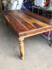 Table very large farmhouse type