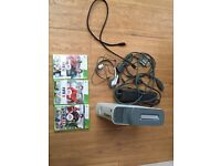 Xbox 360 60GB and Fifa games