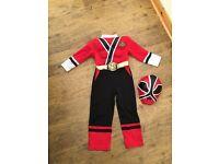 Kids Power Ranger Costume