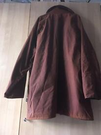 Genuine Barbour Wax Jacket fantastic condition