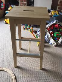 2 Ikea bar stools