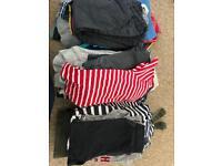 Mixed kids clothes bundle