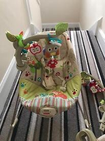 Fisher price baby seat x2