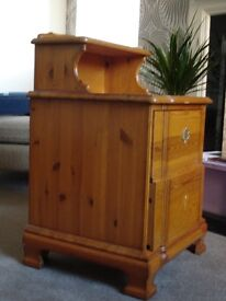 Solid pine drawers - £15