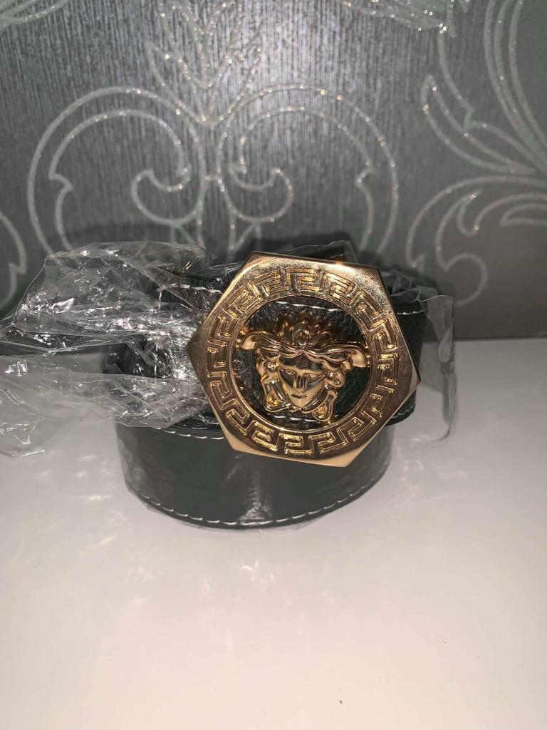 304f191c97b Versace belt | in Wendover, Buckinghamshire | Gumtree