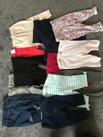 3-6 months leggings