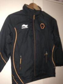 Wolves boys jacket