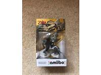Zelda Wolf Link Amiibo