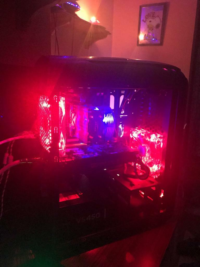 Gaming Pc, i5 Cpu, hd GTX 660 Graphics Card, SSD with Windows installed, 8gb Ram.