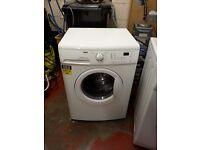 zanussi 7kg 1200 spin washing machine