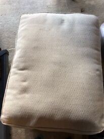 Marks and Spencer footstool/bed