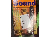 Sound blaster surround 5.1