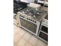 568 indesit gas range cooker