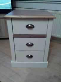 Brand new bedside cabinet