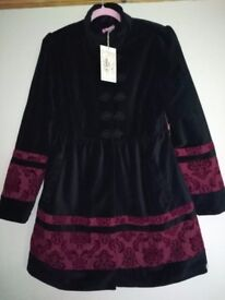 Joe Browns coat , brand new with tags, size 14