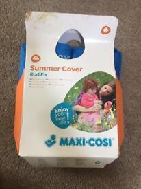 Maxicosi Rodifix summer cover brand new