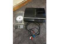 PS3 60 GB (PS2 Games compatible) (RARE) Read the description please!