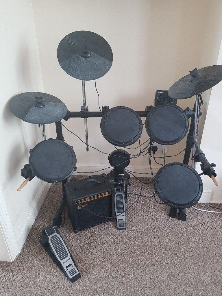 Alesis electric drum kit   in Plymouth, Devon   Gumtree