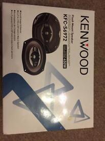 Kenwood KFC-S6972 6x9 Speakers