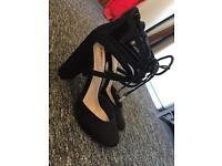 Black Heels (Just Fab)