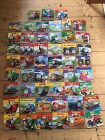 50 Thomas the tank engine books