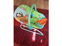Babys vibration chair