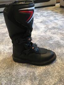 Viper Motorbike Boots Size 36