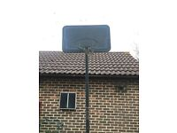 Free Standing Basketball Net and Stand