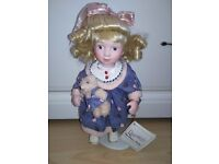 Duck House Heirloom Collectable Toy Doll 819/5000