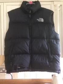 North Face Body Warmer XL