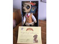 Yakov the meerkat