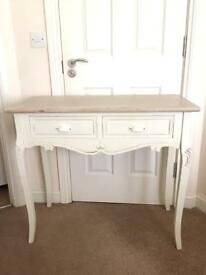 Fabulous Two Drawer Dressing Table Brand New