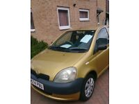 Good Toyota Yaris for sale!