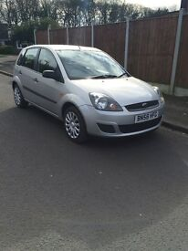 Ford Fiesta 58 plate 1.4 diesel £30 tax per year