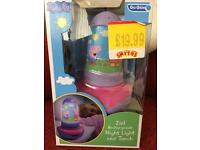 Peppa pig night light/torch